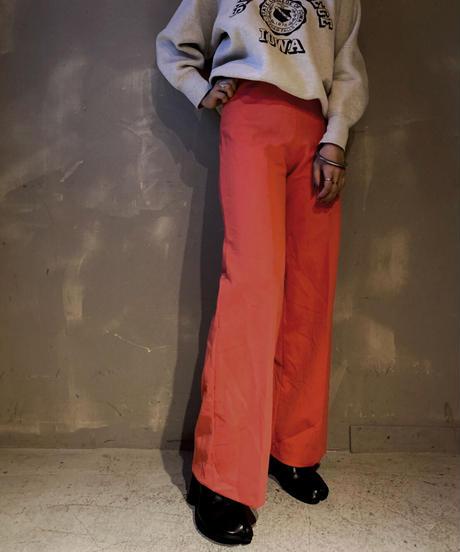 【USED】Flared Pants 3/ 201104-041