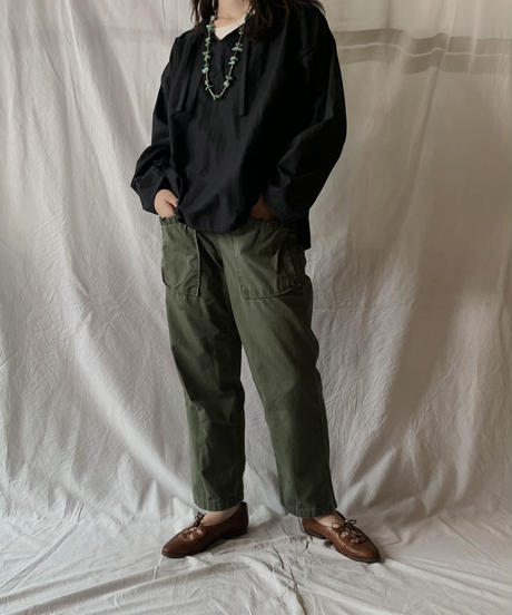 【RE;CIRCLE】RE Embroidery Ethnic Mexican Parker ③ /210601-004
