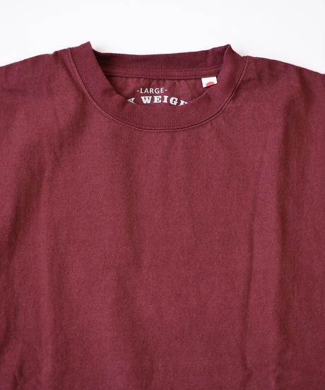 【MAX WEIGHT JERSEY】101  (Wine) (半袖)