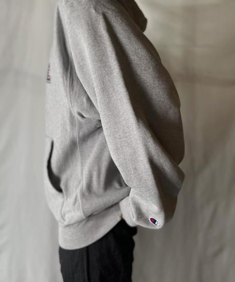 【USED】  Champion Reverse Weave Hoodie MOLLOY LACROSS/210902-037