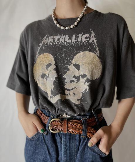【USED】S/ST-shirt  METALLICA /210825-033