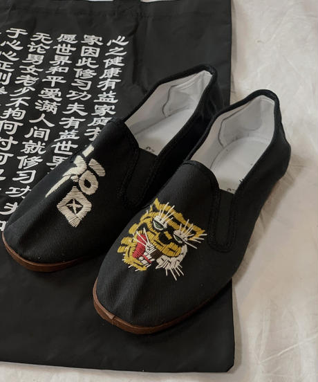 【NEW】 Let's 功夫 China Shoes  TIGER
