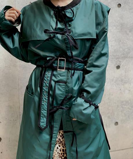 【RE;CIRCLE】Piping Rain Coat/ 26