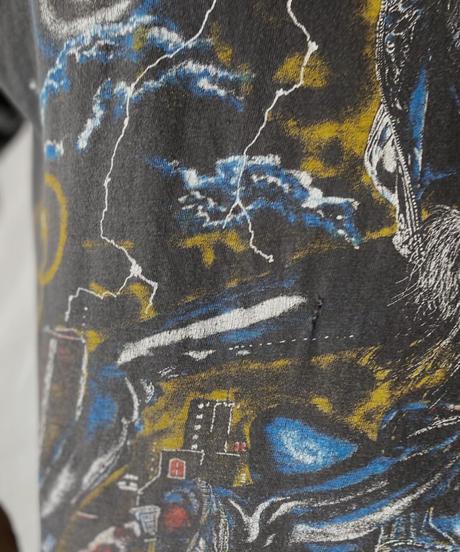 【USED】  S/S T-shirt IRON MEDEN②/210825-009