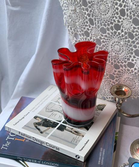 【USED】 Flower Vase 458
