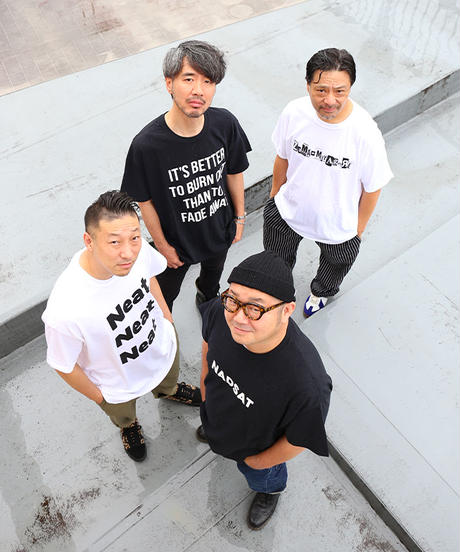 [Culture is me]  T-shirt zamaamiyagare