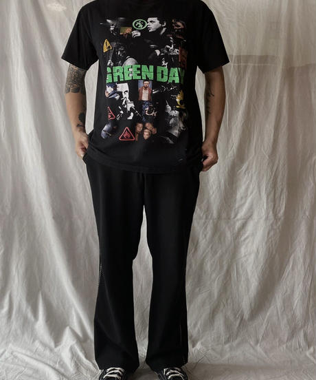 【USED】 S/S T-shirt GREEN DAY/210526-023