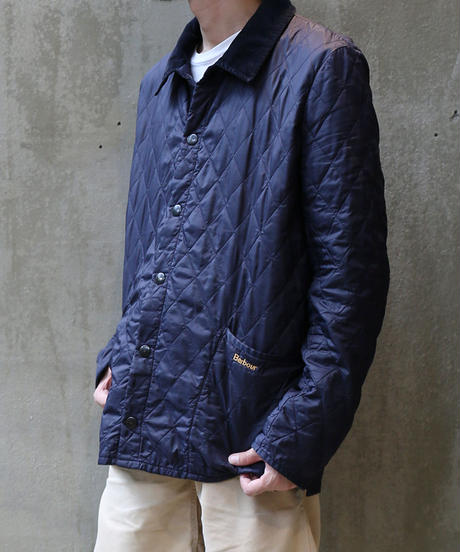 [USED]  Babour Quilting Jacket (Med) 3