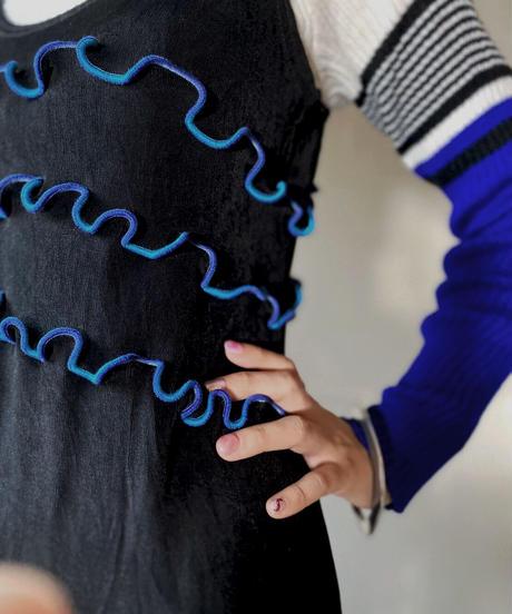 【RE;CIRCLE】Mellow Spandex Dress ③ / 201118-006