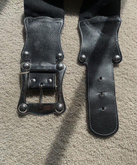 【USED】Wide Belt/210217-047