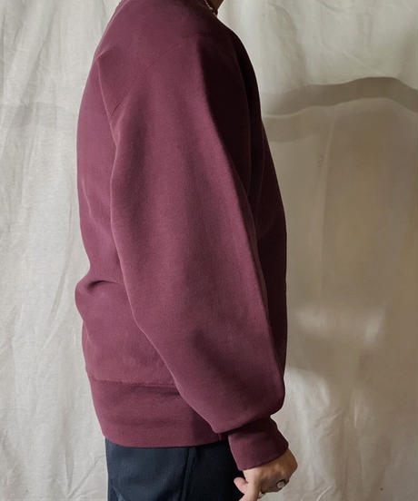 【USED】90's USA Champion Reverse Weave Sweat One Point /210210-039
