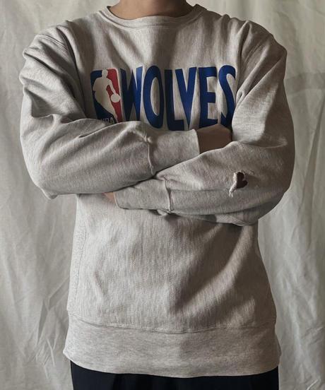 【USED】 90s  USA Champion Reverse Weave Sweat MICHIGAN / 38