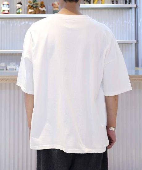 [ORIGINAL] DROP SHOULDER T-SHIRT (BLACK)