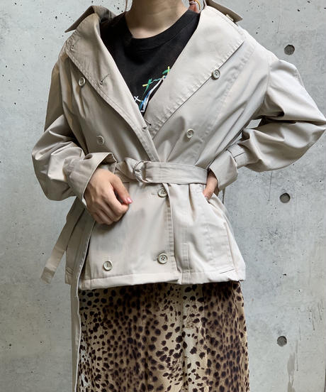 【Used】 Trench Coat /200922-012