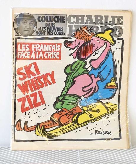 CHARLIE HEBDO(13/fevrier/1980)