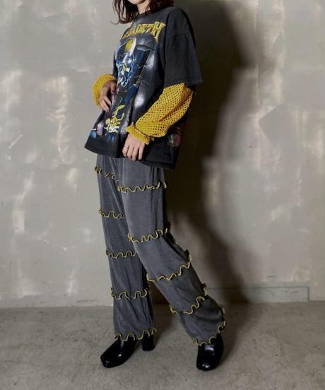 【RE;CIRCLE】 Mellow Spandex  Pants 8 / 201114-020