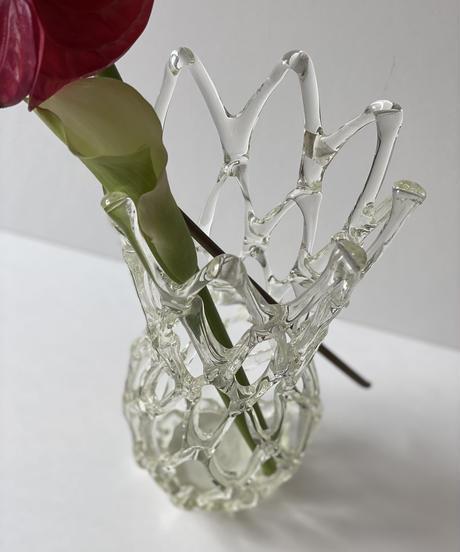【USED】 Flower Vase 1141
