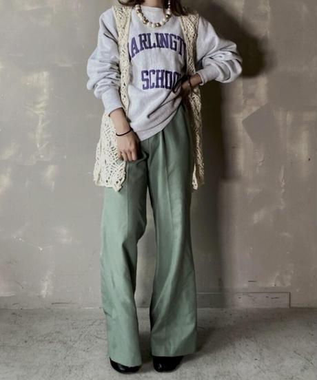 【USED】Flared Pants ③ / 201120-024