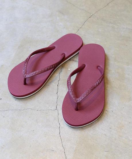[HAYN] Beach Sandals (Burgundy)