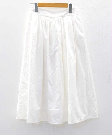 [USED] MIDIUM WHITE SKIRT
