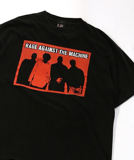 【Used】Alternative Rock T-shirt Rage Agaist  The Machine  (Alternative Rock7)