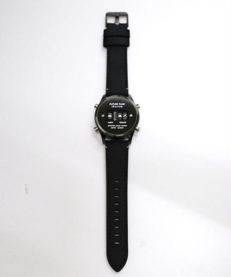 FUTURE FUNK Watch (Circle/Black)