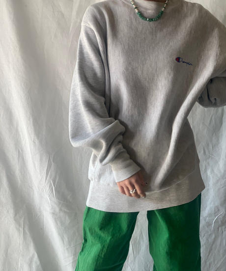 【USED】 Champion Reverse Weave Sweat One Point /210213-006