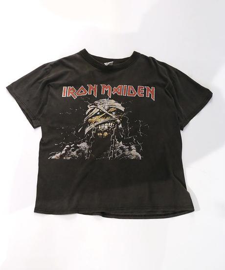 【Used】Heavy Metal Rock T-shirt  IRON MAIDEN (Heavy Metal Rock7)