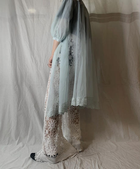 【USED】 See-through S/S Lingerie /210714-004