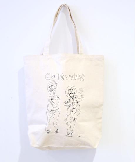 [chi-bee]森別注TOTO BAG