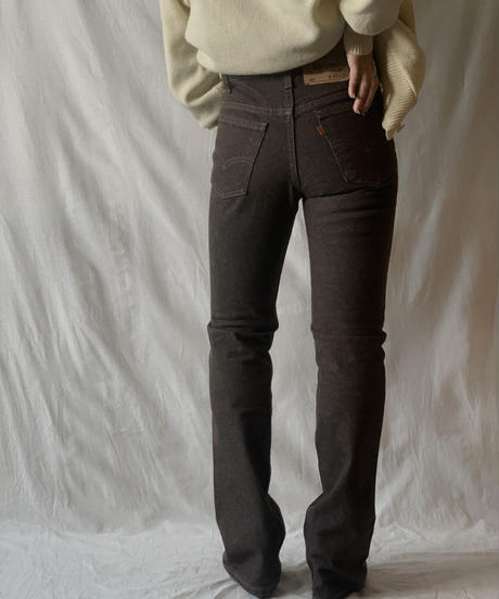 【USED】 Levi's Denim Pants 517 (Dead Stock)/210303-016