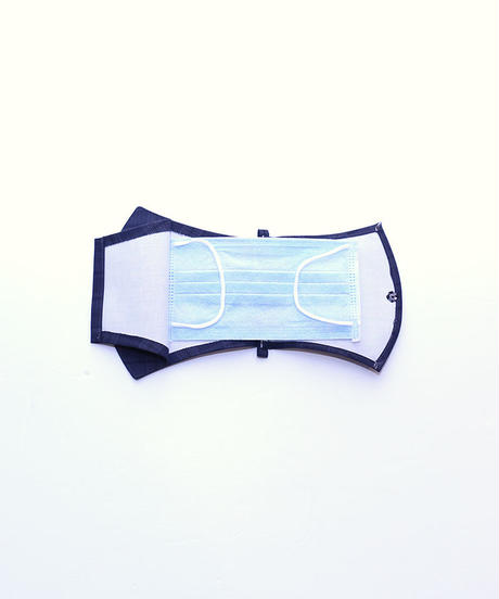 【RE;CIRCLE】Mask Bag A4