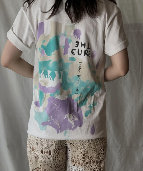 【USED】 S/S T-shirt THE CURE/210526-053
