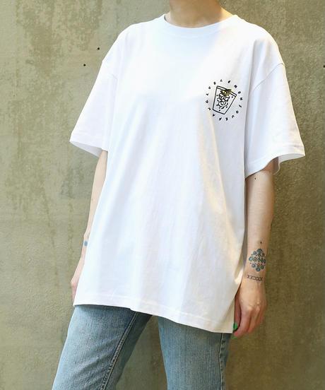 ますださえこ×森 Lemon Sour T-shirt 1