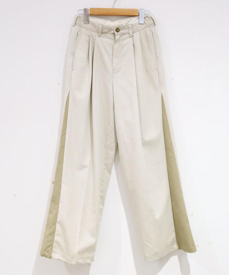 [REMAKE] CHINO WIDE PANTS 2