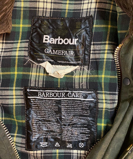 【USED】Barbour Jacket 7 / 201112-007