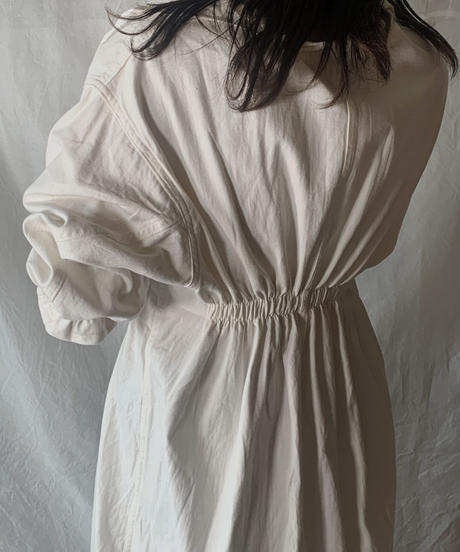 【RE;CIRCLE】RE Medical S/S Gown ① /210601-015
