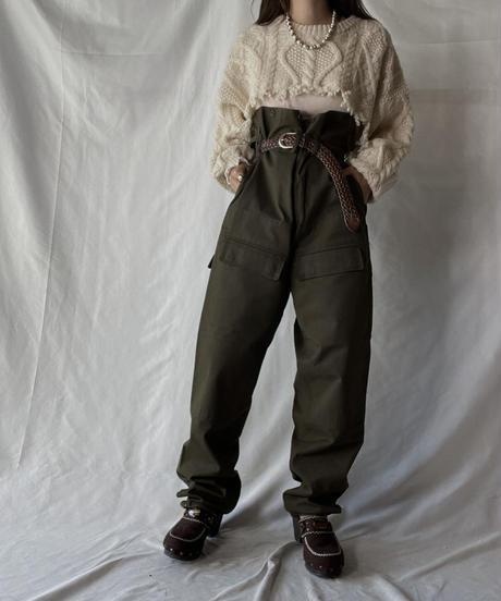 【USED】 Army Pants②/211008-017