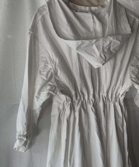 【RE;CIRCLE】RE Medical Open Front S/S One-piece ③ /210601-022