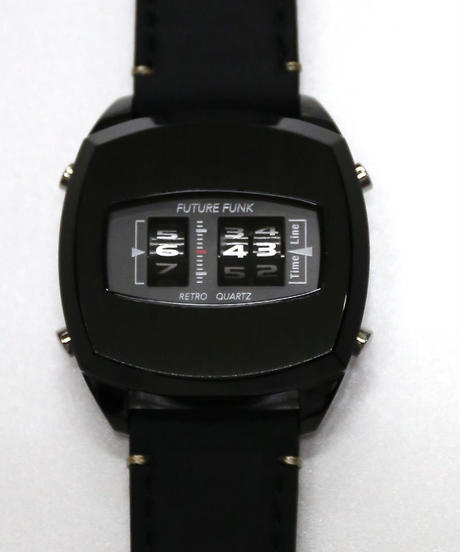 FUTURE FUNK Watch (Square/Black)