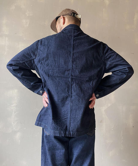 【THE UNION】Blues Jacket【THE BLUEST OVERALL】 /TB000033