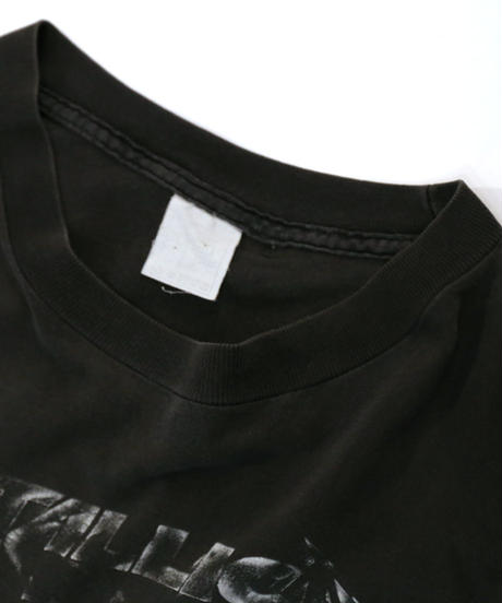 【Used】Heavy Metal Rock T-shirt  METALLICA (Heavy Metal Rock1)