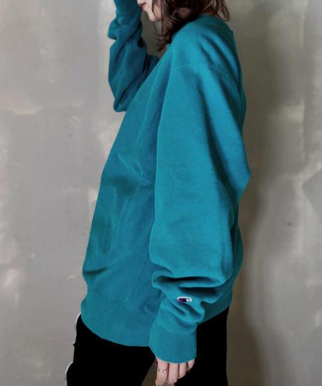 【USED】Reverse Weave Sweat / 201114-008