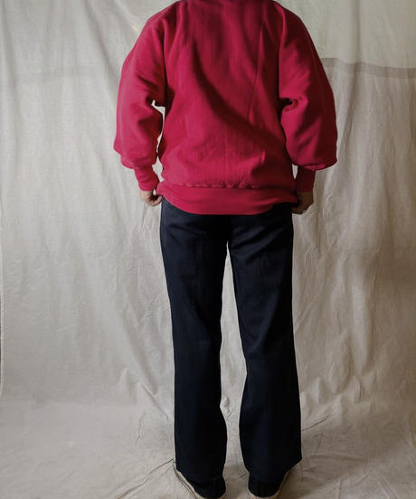 【USED】90's USA Champion Reverse Weave Sweat One Point /210210-041