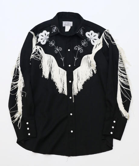 [USED] Vintage Western Shirt  H bar C (AWV24)