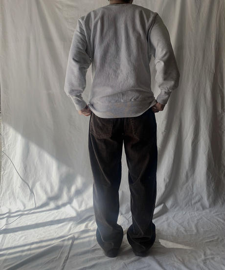 【USED】 90's Mexico Champion Reverse Weave Sweat MICHIGAN / 210127-040