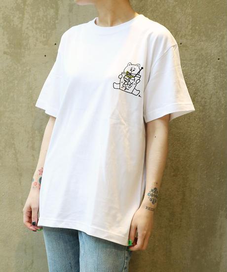 ますださえこ×森 Lemon Sour T-shirt 2