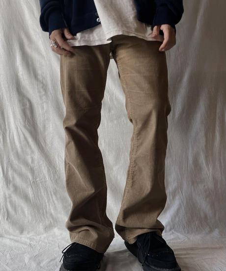 【USED】 Levi's Corduroy Pants 646 /210304-005