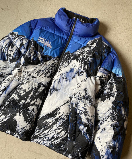 【FIRST DOWN】 Mountain Down Jacket / 642506