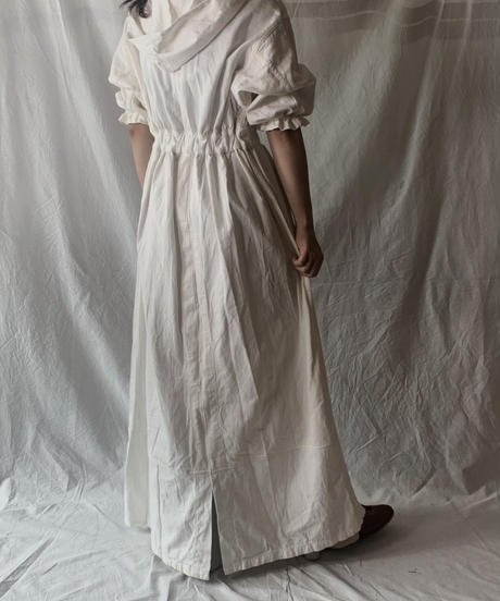 【RE;CIRCLE】RE Medical Open Front S/S One-piece ④ /210601-023